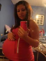 RE: Pregnant hispanic teen - 2416