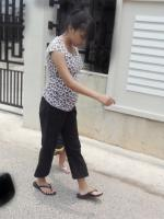 RE: Pregwanter's Candids - 138295