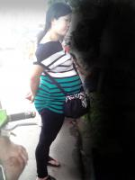 RE: Pregwanter's Candids - 138296