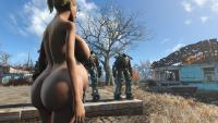 Crawl out through the Fallout - Pregnant Fallout - 136973