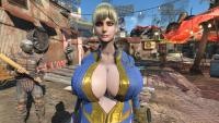 RE: Crawl out through the Fallout - Pregnant Fallout - 137415