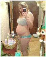 RE: Misc. Clothed Pregnancy Pics - 185754